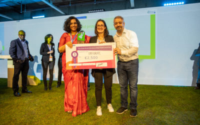 ClimateLaunchpad 3rd place at the Global Grand Final